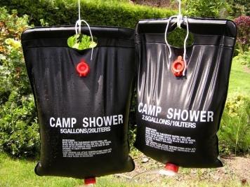 Prysznic Turystyczny Bukłak Campingowy 10 Litrów Mfh