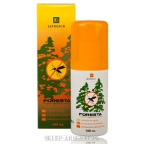 FORESTA SPRAY NA KOMARY I OSY 30% DEET 100ml