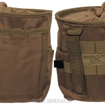 AMMO POUCH TORBA ZRZUTOWA MOLLE COYOTE