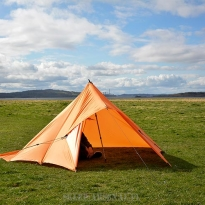 SUPERLIGHT PŁACHTA NAMIOTOWA DD HAMMOCK TARP 3 x 2,9m ORANGE