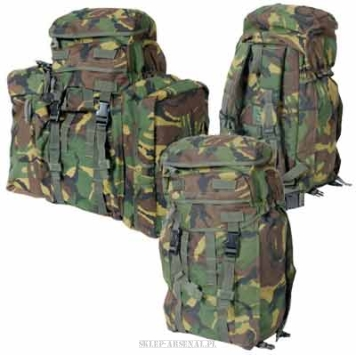PLECAK PARA ASSAULT BAG WEB-TEX DPM 30/50L